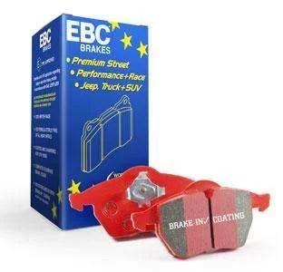 EBC Red Brake Pads (Front)
