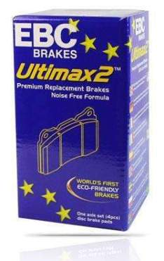EBC Ultimax Brake Pads (Front)