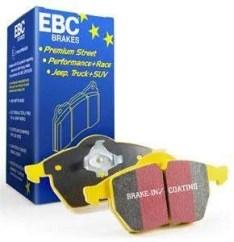 EBC DP41884R Yellow Brake Pads (Front) for Toyota 86 / Subaru BRZ