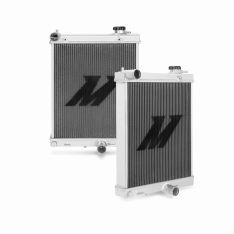 Mishimoto Performance Aluminum Radiator Mitsubishi Lancer Evolution 7/8/9 Half-Size