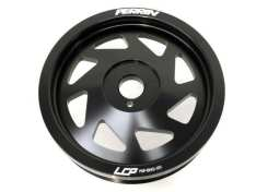 CRANK PULLEY FOR 2012+ IMPREZA & 2013 BRZ BLACK