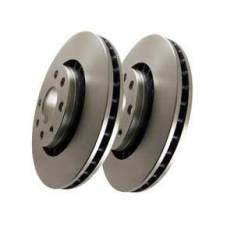 EBC D1511 Rear Brake Rotors (Pair) - Subaru STI 2012+