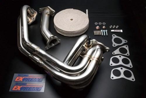 Tomei Expreme Unequal Length Exhaust Manifold - Subaru Models (inc. 2002-2014 WRX / 2004+ STI)
