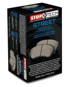 STOPTECH 308.08290 00-09 S2000/06+ Civic Si Front Brake Pads
