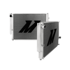BMW E30/E36 PERFORMANCE ALUMINUM RADIATOR, 1988–1999