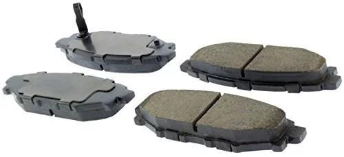 Stoptech Street Rear Brake Pads Subaru Models (inc. 2008+ WRX / 2013+ BRZ)