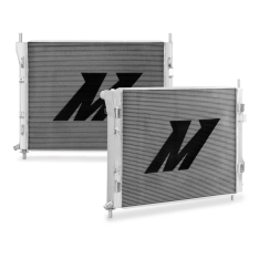 FORD MUSTANG GT/ SHELBY GT350 PERFORMANCE ALUMINUM RADIATOR, 2015+