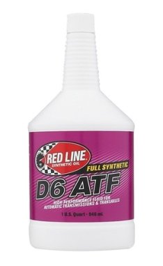 REDLINE OIL 30704 D6 ATF - 0.95L (30709)
