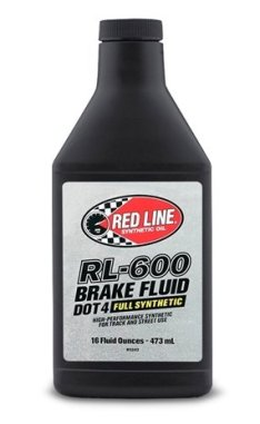 REDLINE OIL 90402 Brake Fluid RL-600 - 0,473L