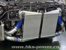 HKS 13001-AN015 Intercooler GT1000 Spec GTR35