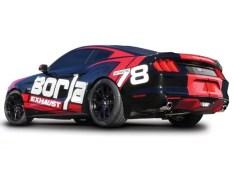 Borla 140590 S-Type Cat-Back™ Exhaust Mustang GT 2015-2017