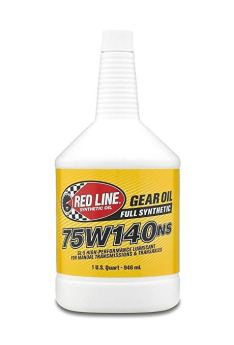 REDLINE OIL 57104 75W140NS GL-5 Gear Oil - 0,95L