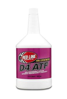 REDLINE OIL 30504 D4 ATF - 0.95L (30509)