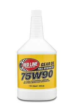 REDLINE OIL 57904 75W90 GL-5 Gear Oil 0,95L