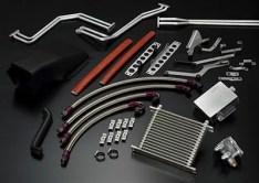 HKS 27002-AN004 DCT Cooler (Transmission Cooler) GTR35 for 2011+