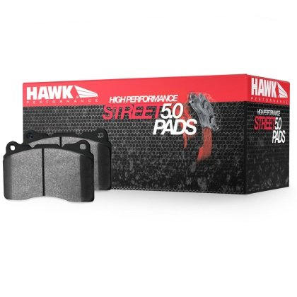 Hawk HB805B.615 15-17 Ford Mustang Brembo Package HPS 5.0 Front Brake Pads