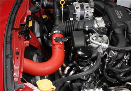 Perrin PSP-INT-330RD 13-16 Subaru BRZ / 13-16 Scion FR-S Red Cold Air Intake