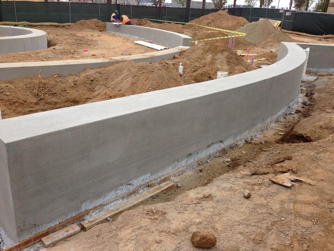 Topcast Concrete Finish