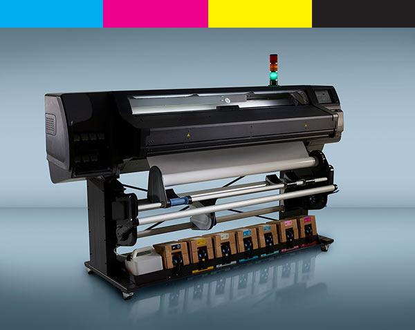Hp Latex 570 Wide Format Printer Performance Copying