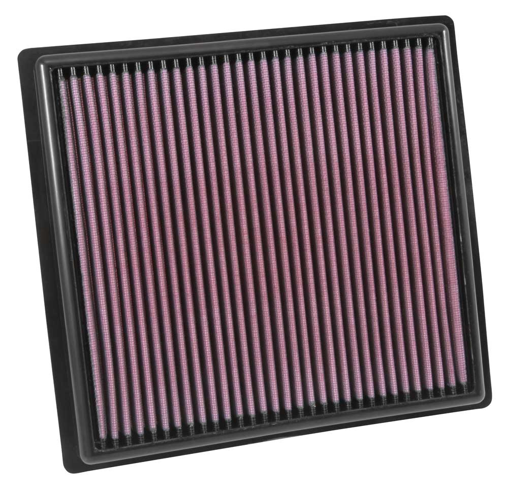 Improves Horesepower And Torque More Airflow Than Stock Paper Filter