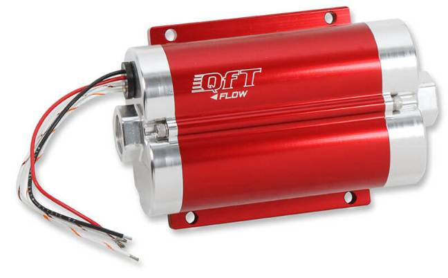 Quick Fuel Technology 160 GPH In-Line Billet Fuel Pump