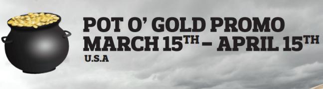 TruXedo Pot o Gold Promotion