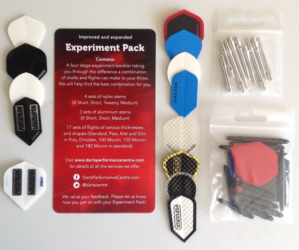 Ultimate Experiment pack