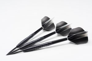 Gun Metal Elite Performance Darts