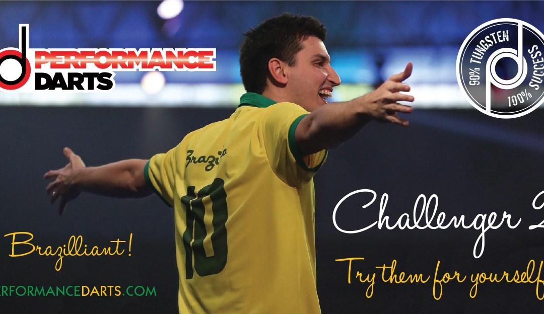 Challenger 2 Performance Darts