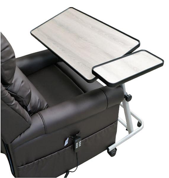 table pour fauteuil releveur avec