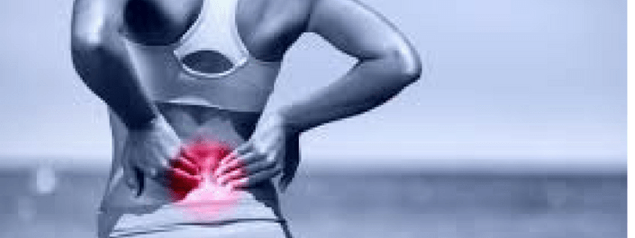 Back Pain requires a Lifestyle solution