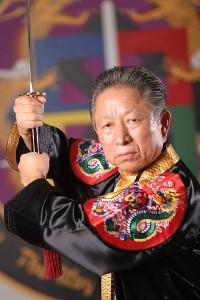 Grand Master Soon Ho Lee