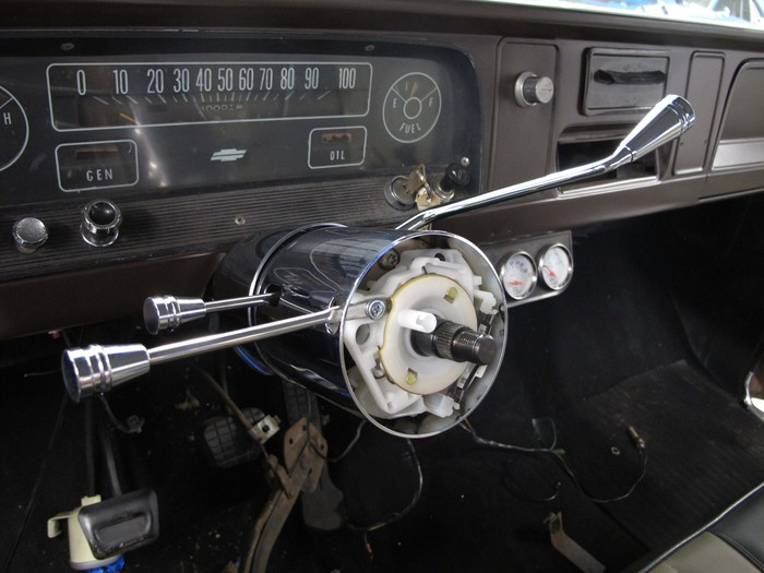 1969 Chevy Truck Horn Diagram