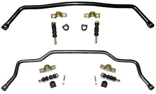 1964-73 Ford Mustang Performance Anti Sway Bar Kit, Front