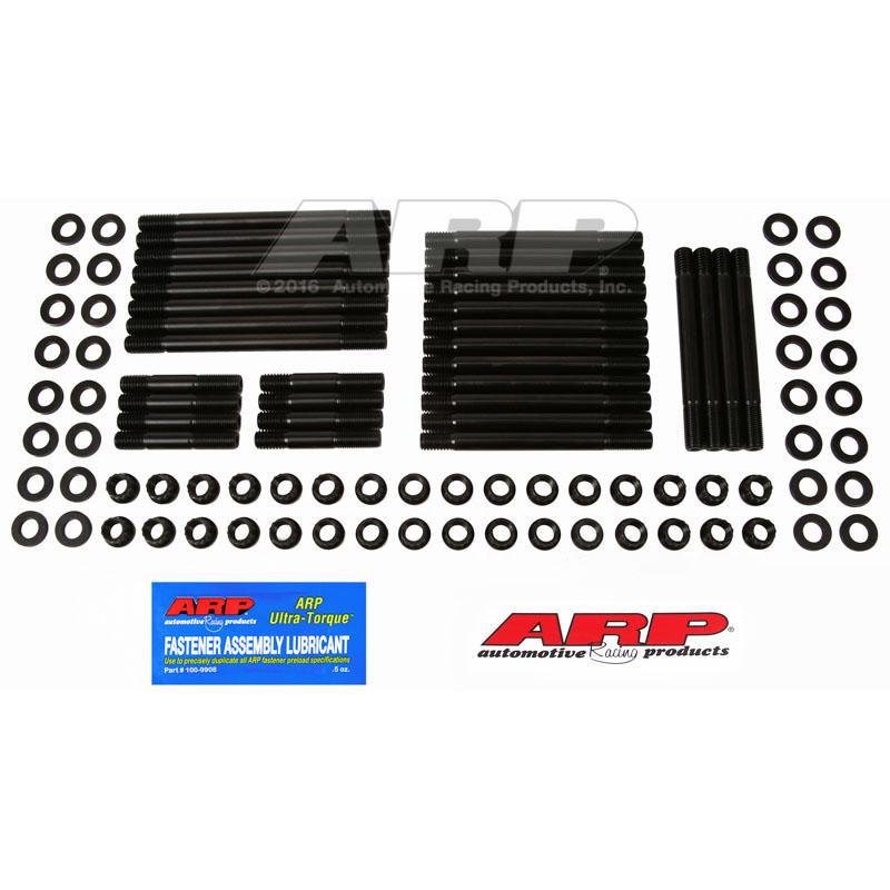 ARP Cylinder Head Stud Kit 235-4316; 12-Point Chromoly for