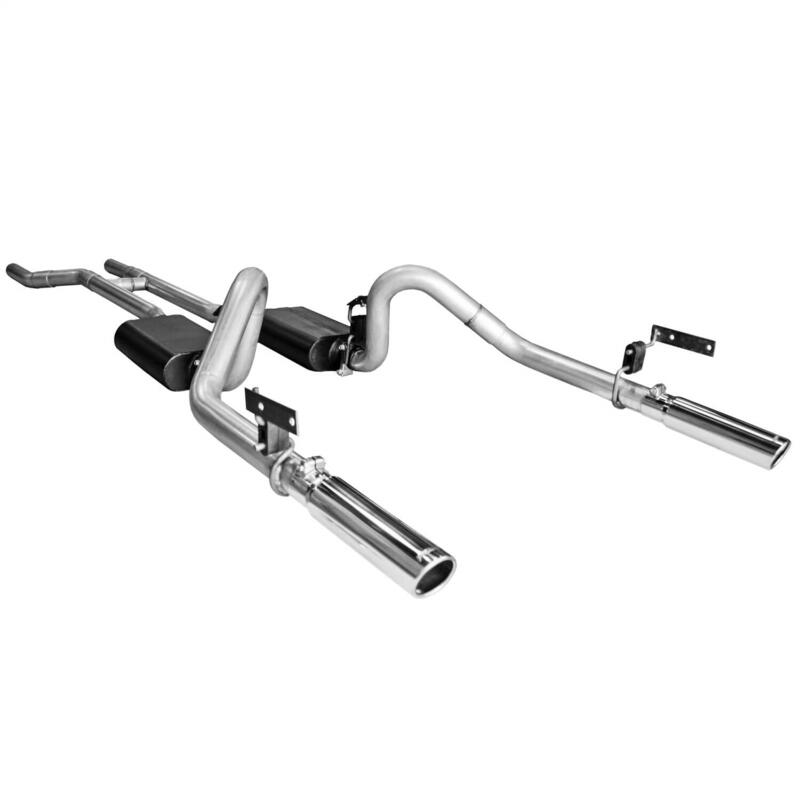 Flowmaster Exhaust System 817281; American Thunder SS