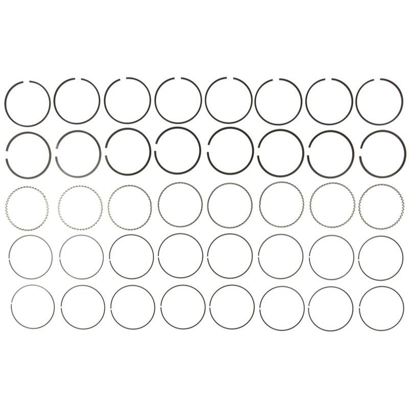 MAHLE Original Engine Piston Ring Set 41476CP.060; Moly