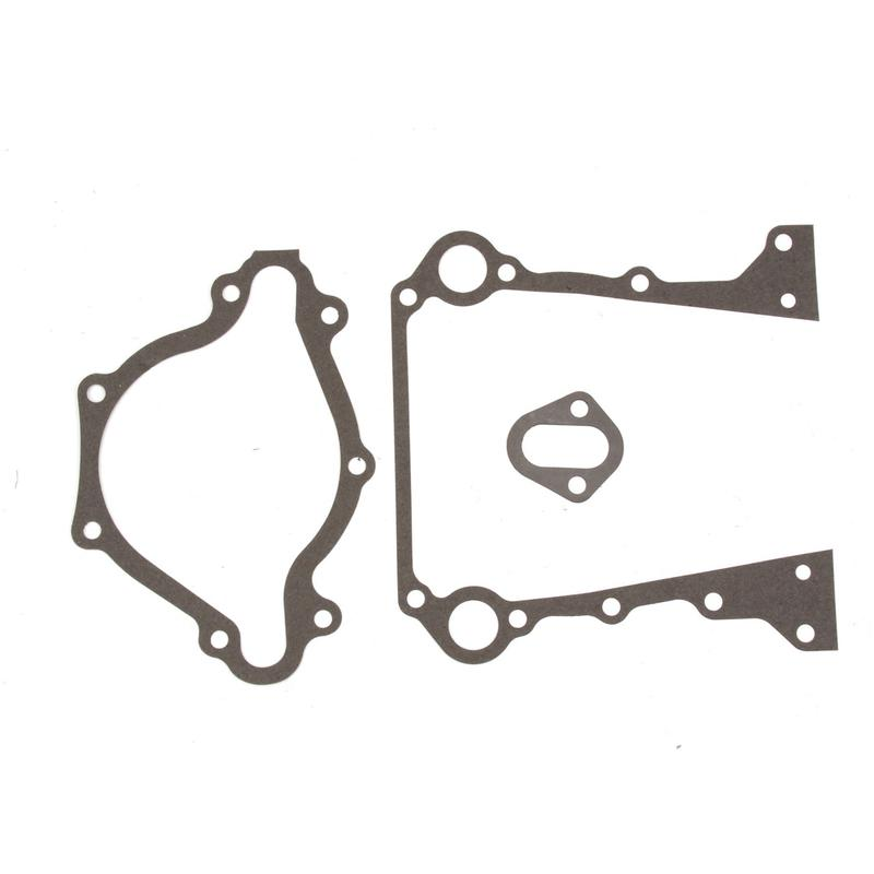 Mr Gasket Timing Cover Gasket Set 790; Cork Rubber for 318