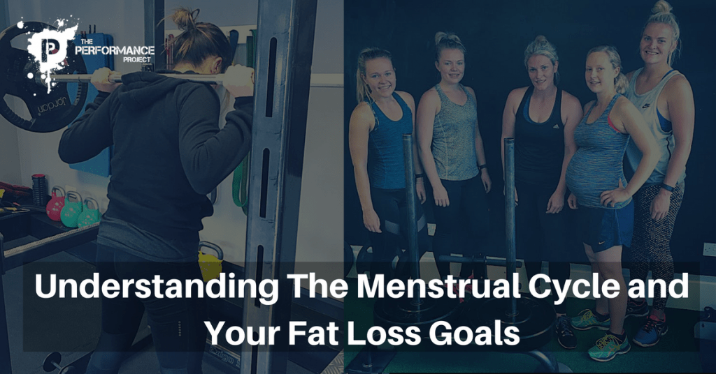 Understanding The Menstrual Cycle and Your Fat Loss Goals