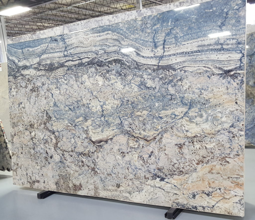 Azurite Granite  Performance Stoneworks