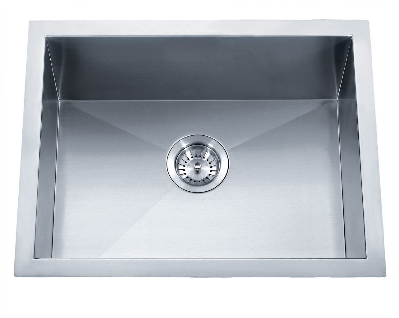 Handmade Series Undermount Stainless Steel Kitchen Sink | Single ...