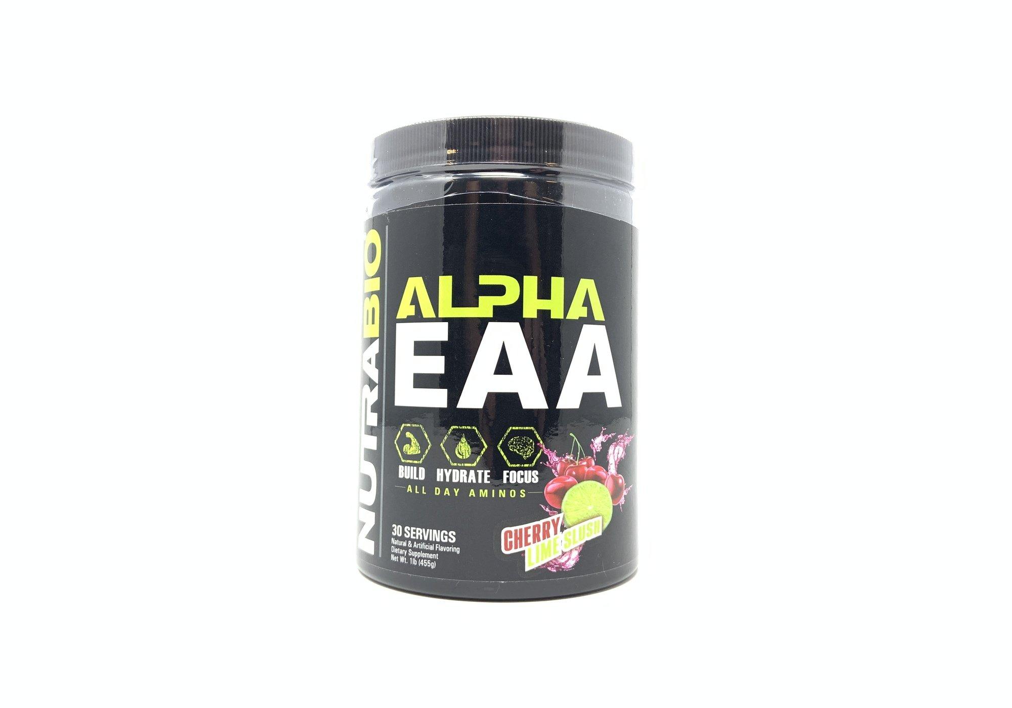 Nutrabio: Alpha EAA