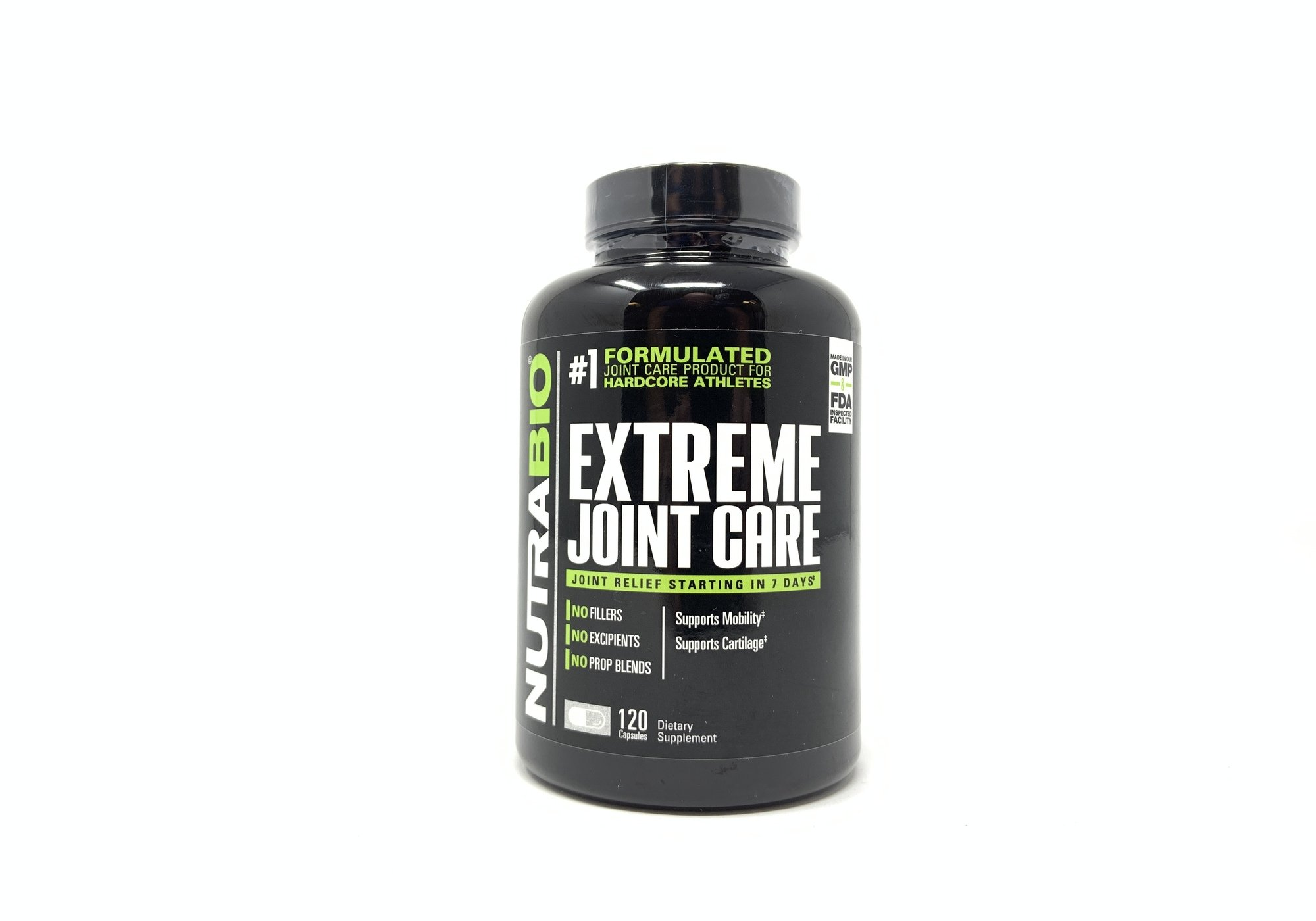 NutraBio: Extreme Joint Care