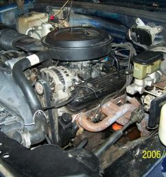 1993 gmc xcab swb 350 to 5 3 swap performancetrucks net 1993 chevy 1500 serpentine belt [ 1023 x 769 Pixel ]