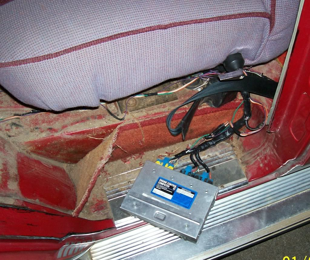 1995 Chevy Ecm Wiring Diagram Vortec Headed 355 Sbc With Center Bolt Headed 305 S Intake