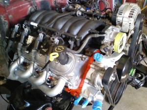 ls1 intake swap to lq4  Page 2  PerformanceTrucks Forums
