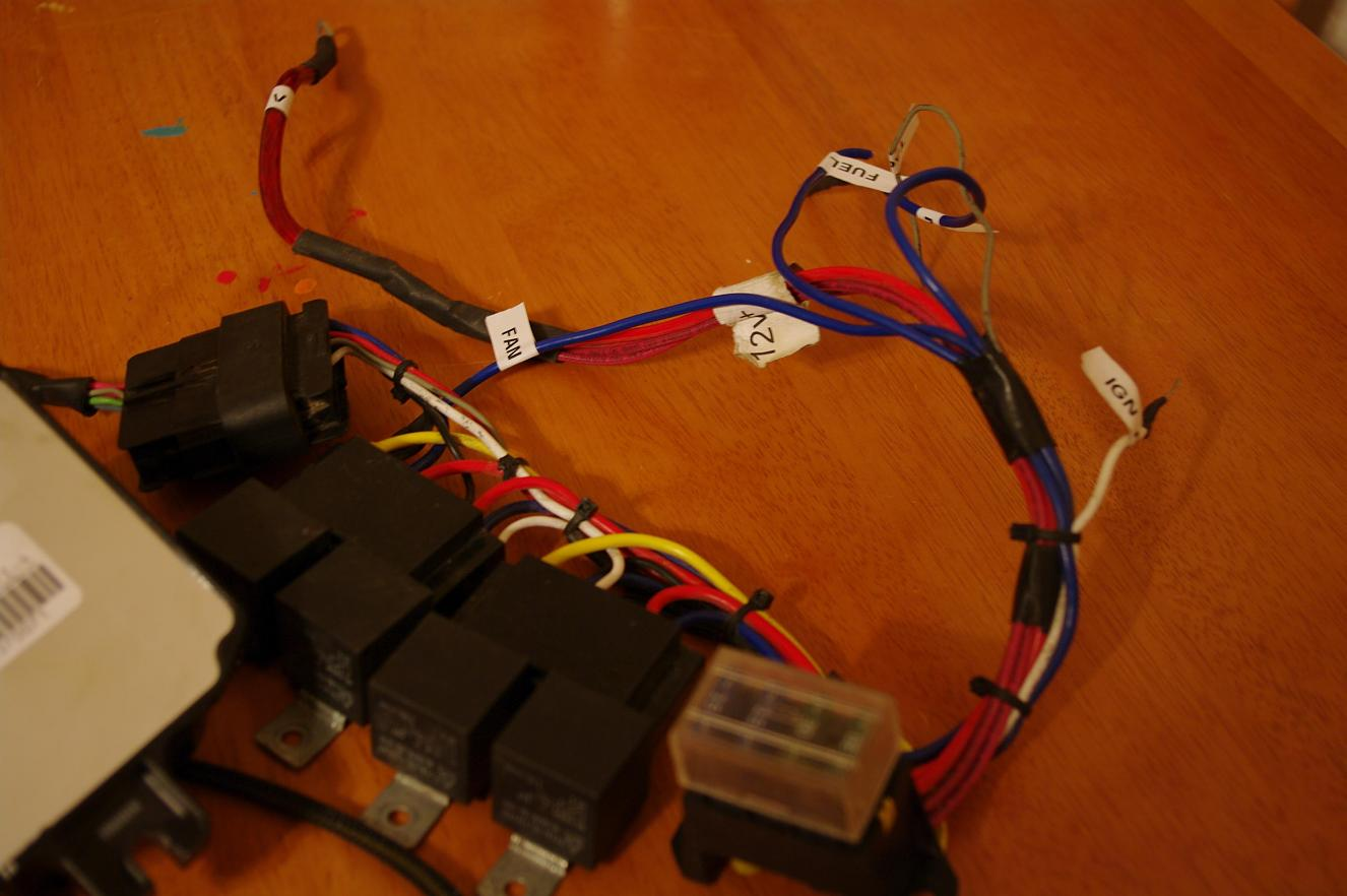 Standalone Wiring Harness Ls1