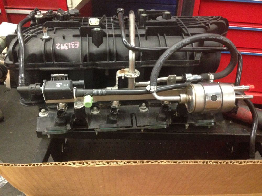 medium resolution of nnbs intake swap on a return style fuel system pics and opinions tbss int