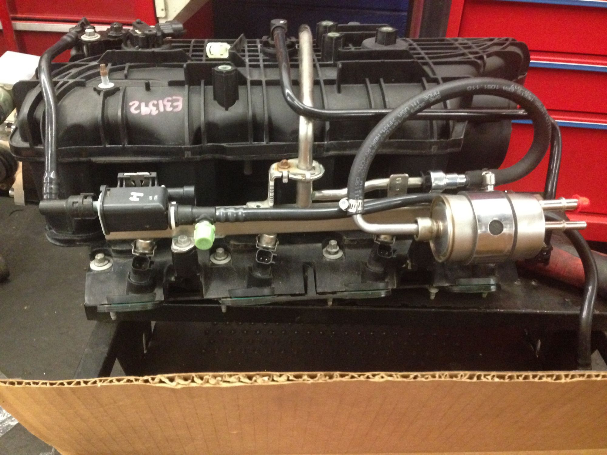 hight resolution of nnbs intake swap on a return style fuel system pics and opinions tbss int