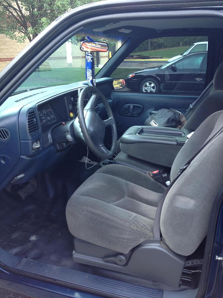 Nbs Seats In Obs Truck Forums
